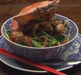 Rachael Szechuan Crab Recipe