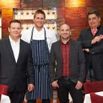 Curtis Stone and Raising money for the Starlight Foundation