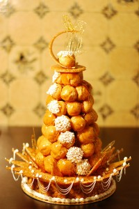 Masterchef Croquembouche Elimination