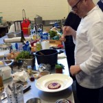 Heston Blumenthal on Masterchef Beetroot Risotto