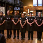 Masterchef Elimination Justine's French Challenge