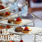 Masterchef Team Challenge High Tea at The Windsor Hotel