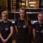 Masterchef Elimination – Anna vs Billie vs Ashleigh