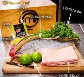 Masterchef Mystery Box Ingredients