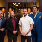 Masterchef elimination – Charlie vs Theresa vs Brett