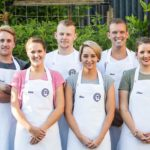 Masterchef Team Challenge Four Corners