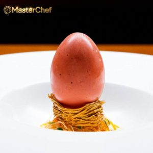 masterchef grand final heston ver jus egg
